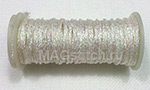 Kreinik Ribbon 1/8 Iron On 6010 Pearl   - Лента термоклеевая