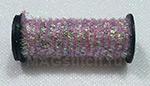 Kreinik  Micro-ice Chenille Pink Ice MIC02
