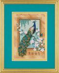 Набор для вышивки крестом Beautiful bird - Красивая птица