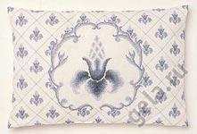 """Набор для вышивки крестом Набор для вышивания, подушка """"Цветок Лилии"""""""