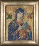 Набор для вышивки крестом Икона Дева Мария