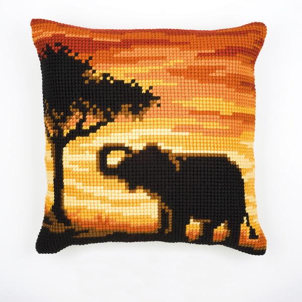 """Подушка для вышивания """"Африка"""