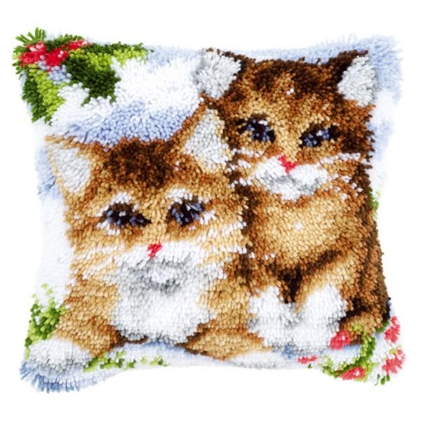 "кошки"" ковровая техника"