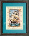 Набор для вышивки крестом Voyage At Sea (Морской вояж)
