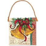 Набор для вышивки крестом Bells Ornament - Рождественские колокольчики
