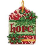 Набор для вышивки крестом Hope Ornament - Надежда