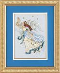 Набор для вышивки крестом Twilight Angel - Сумеречный ангел