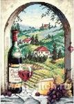 Набор для вышивки крестом Dreaming of Tuscany - Мечты о Тоскане