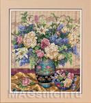 Набор для вышивки крестом Oriental Splendor - Роскошь Востока