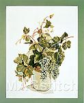 """Набор для вышивки крестом Зеленый виноград - Fujico """"Green Grapes"""""""