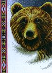 Набор для вышивки крестом Bear
