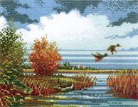 Пейзаж с утками (II)