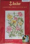 Набор для вышивки крестом Rambling roses