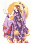 Набор для вышивки крестом The sorceress