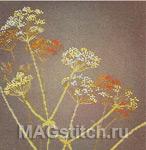 Набор для вышивки крестом Whispering Grass II - Шепчущие травинки II