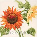 Набор для вышивки крестом Sunshine 2-Sunflowers - Свет подсолнухов 2