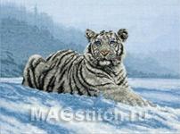 Набор для вышивки крестом Siberian Tiger - Амурский тигр