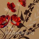 Набор для вышивки крестом Ember II - Красные угольки II