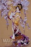 Набор для вышивки крестом Yoi - Начало ночи