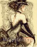 Набор для вышивки крестом My fair lady IV - Моя прекрасная леди
