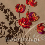 Набор для вышивки крестом Ember I - Красные угольки I