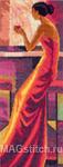 Набор для вышивки крестом Enigmatique - Загадочная