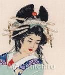 Набор для вышивки крестом Hotarubi Portrait - Портрет Хотаруби