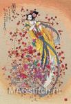 Набор для вышивки крестом Goddess of Prosperity - Богиня процветания