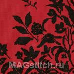 Набор для вышивки крестом Secret Veil Silhouette - Таинственный силуэт