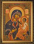 Набор для вышивки крестом Богоматерь Грузинская