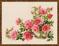 Набор для вышивки крестом Сладкий аромат