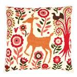 """Подушка для вышивания """"Сказочный лес"""" - Fairy forest"""