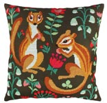 "Подушка для вышивания ""Сказки на подушке"" - Pillow fairy tales"