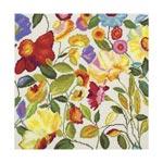 Набор для вышивки крестом Цветочный калейдоскоп - Flower kaleidoscope