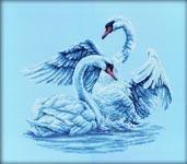 Лебединая верность - Swan Fidelity