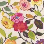 Набор для вышивки крестом Калейдоскоп цветов - Flower caleidoscope