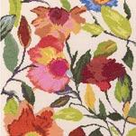Набор для вышивки крестом Калейдоскоп цвет 1 - Flower caleidoscope 1