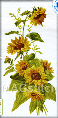 Подсолнухи -Sunflowers