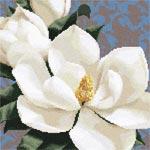 Раздел бесплатных схем вышивки крестом Цветы