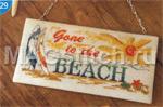 Вышивка крестом все на пляж