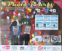 Набор для творчества Фото-жемчужины Photo-Pearls с диском