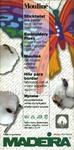 Карта цветов мулине MADEIRA