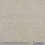Канва лен DMC 28 натуральный светлый 3866