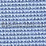 Канва для вышивания Канва DMC Evenweave 25 цвет 800 ярко-голубой ОТРЕЗ 50x77