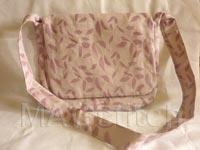 Мулине dmc Сумка наплечная для вышивки крестом, гладью или лентами