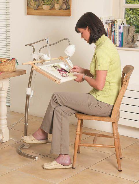 Столик для вышивания