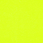 Фоамиран - лист вспененной резины желтый