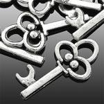 """Подвеска """"Ключ"""" цвет серебро"""