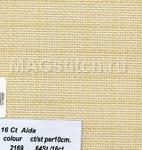 Канва для вышивания Канва AIDA 16 кремовая с разметкой 50 х 150 см