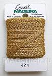 Madeira САRAT Шнур декоративный Золотой